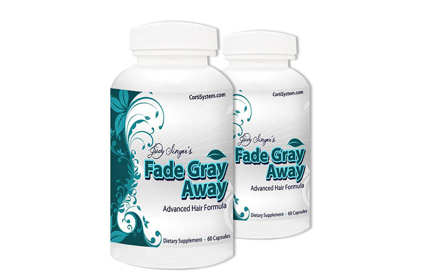 FADE GRAY AWAY 2 PACK
