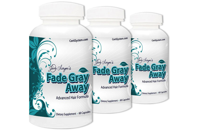 FADE GRAY AWAY 3 PACK
