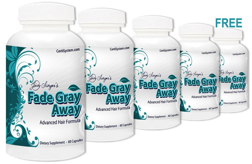 FADE GRAY 4 PACK PLUS GET 1 FREE